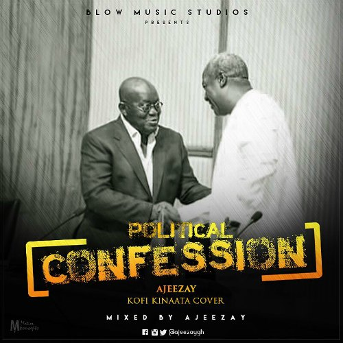 Ajeezay – Political Confession (Mixed By Ajeezay)