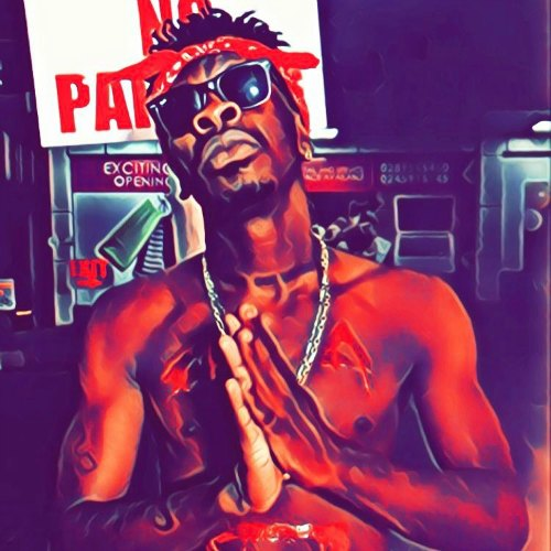 Shatta Wale – Gangsta No Deh Call Police (EXPLICIT)(Prod By Da Maker)