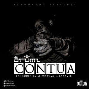Slim Drumz - Contua (Prod By Slim Drumz x Ghost)