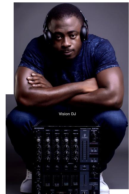 Vision DJ biography profile