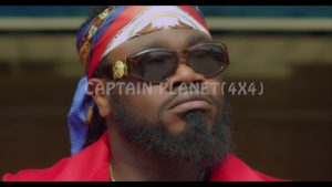 Captain Planet (4x4) - Sangbelegbe (OFFICIAL VIDEO)