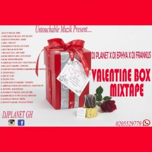 DJ Planet - Valentine Box Mixtape
