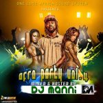 Dj Manni - Afro Party Vol.4