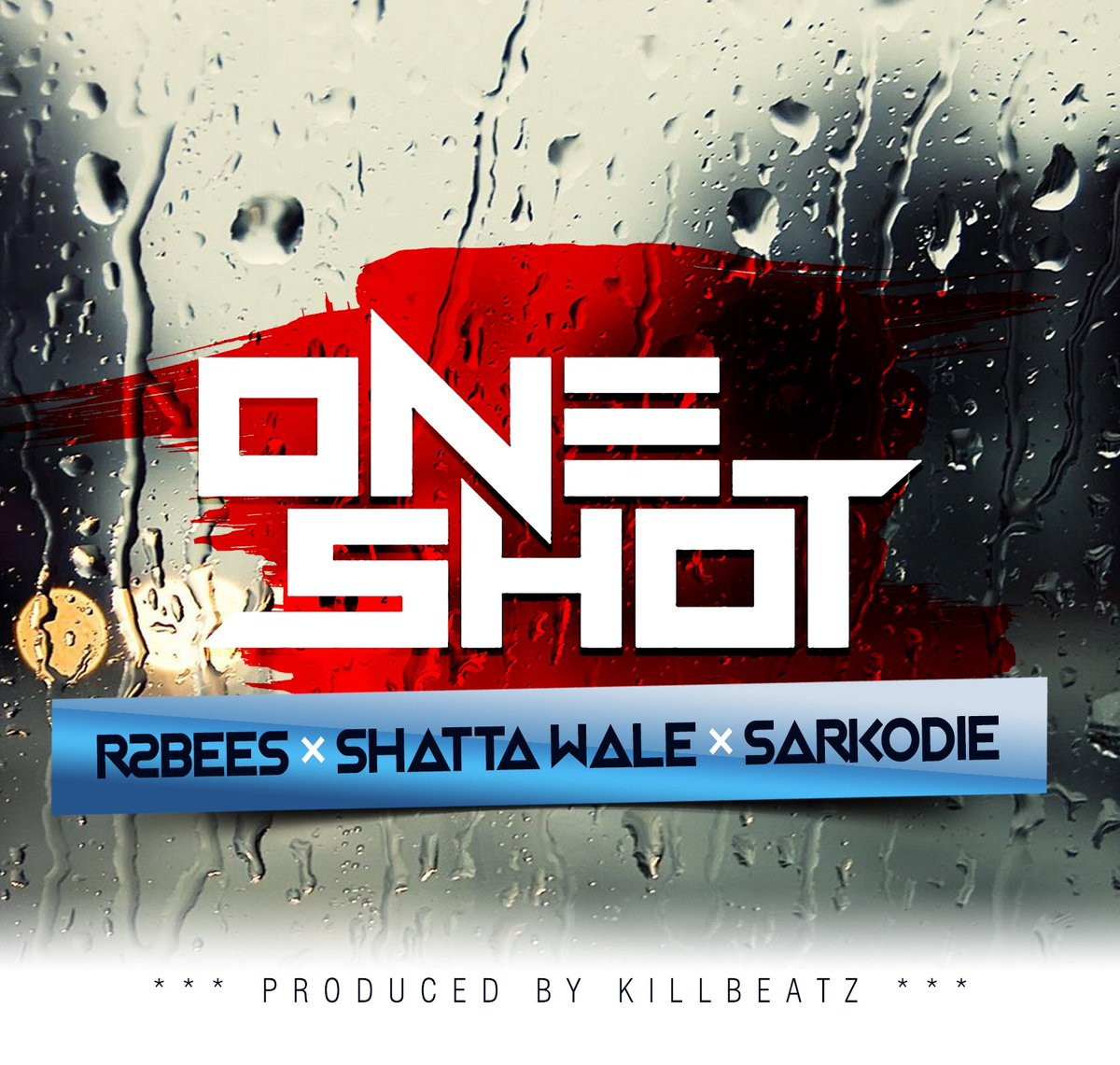 R2Bees x Shatta Wale x Sarkodie – One Shot (Prod By Killbeatz)