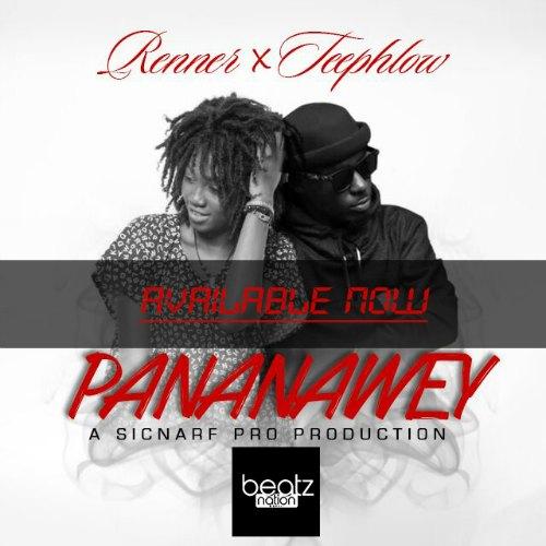 Renner - Pananawey (feat. TeePhlow)(Prod. By Sicnarf Pro)