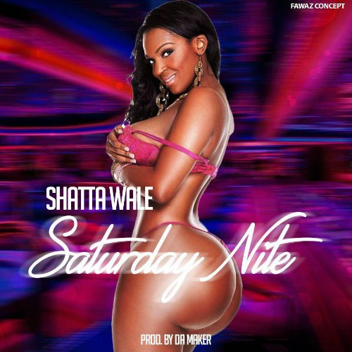 Shatta Wale – Saturday Nite (Prod By Da Maker)