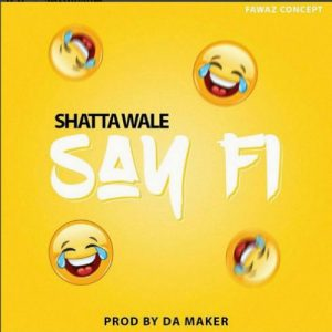 Shatta Wale - Say Fi (Prod By Da Maker) www.beatznation.com
