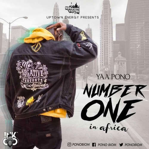 Yaa Pono – Number One In Africa (Amendwo)(Prod. By Jay Twist)