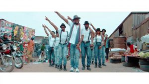 Banky W - Blessing Me (OFFICIAL MUSIC VIDEO)
