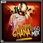 DJ Bibini - Ghana @60 MIX