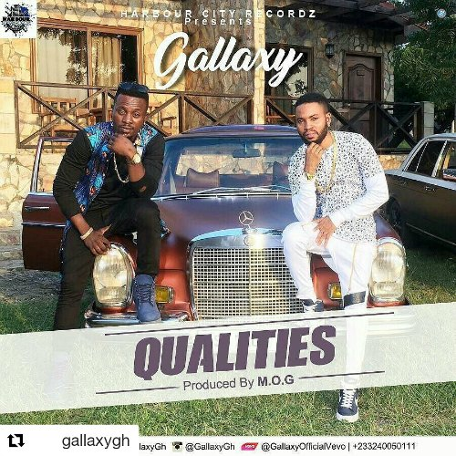 Gallaxy – Qualities (Prod. By M.O.G Beatz)