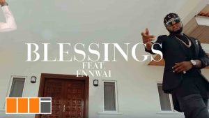 Guru ft. Ennwai - Blessings (OFFICIAL MUSIC VIDEO)