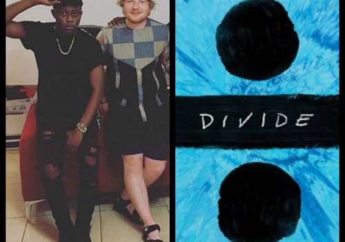 KillBeatz featured on Ed Sheeran's Album 'Divide'