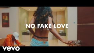 Lil Kesh - No Fake Love (OFFICIAL MUSIC VIDEO)