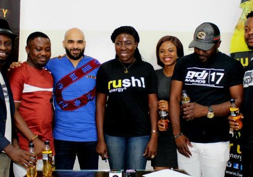 Rush Energy Secures Title Sponsorship of 2017 Ghana DJ Awards
