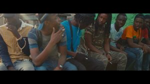 Samini ft. Bastero x D-Sherif x Rudebwoy Ranking x Hus Eugene - Xposed (OFFICIAL VIDEO)