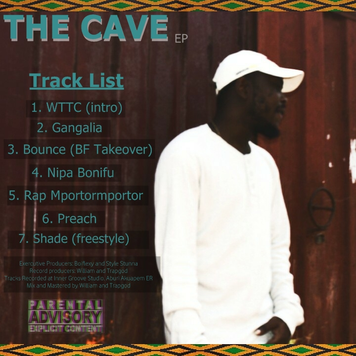 Boiflexy - The Cave EP