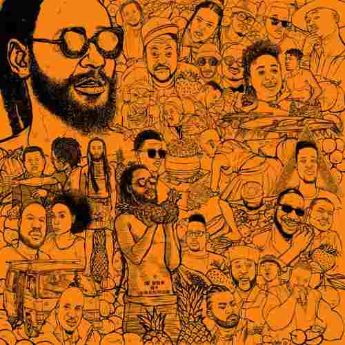 ALBUM: Wanlov – Orange Card: Fruitopian Raps