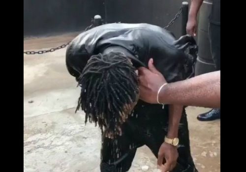 WATCH : D-Black Ponds DJ Breezy On His Birthday