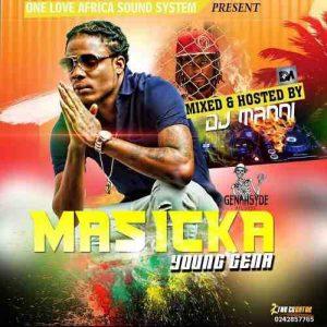 DJ Manni - Masicka - Young Genna