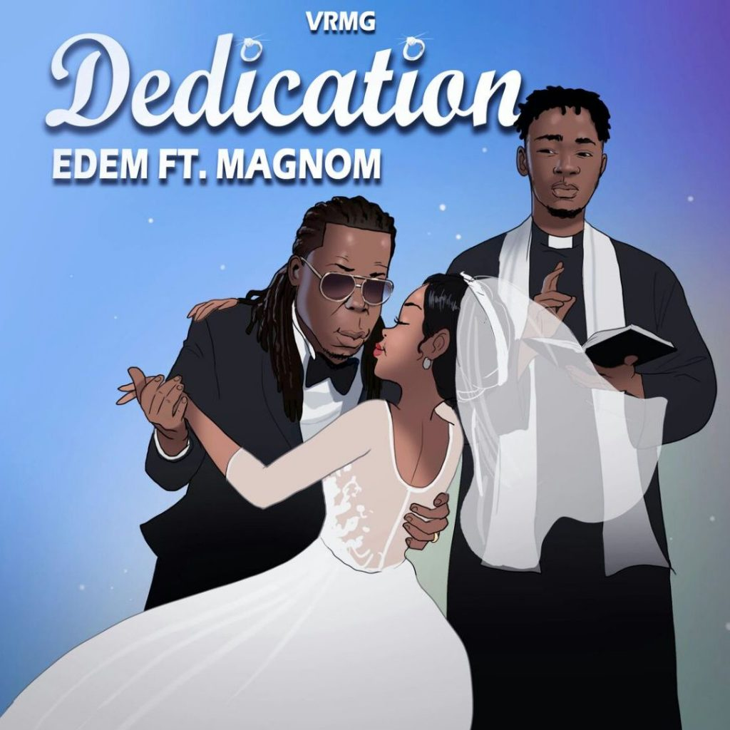 Edem - Dedication (feat. Magnom)(Prod. By Magnom & B2)