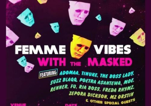 EVENT: Femme Vibes With The Masked