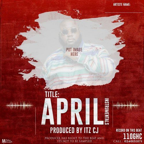 INSTRUMENTAL: April (Prod by itzCJ)