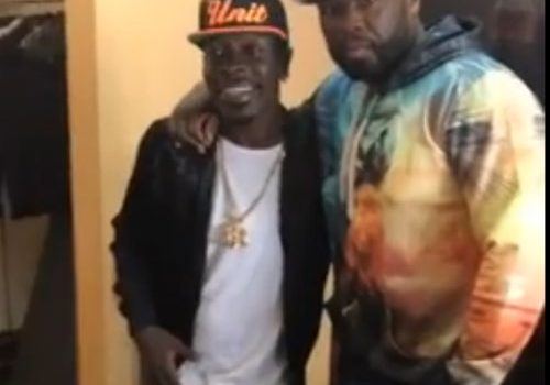 VIDEO: Shatta Wale Meets 50 Cent