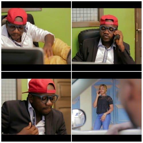 WATCH Ajeezay De NonfaKING's new comedy short film