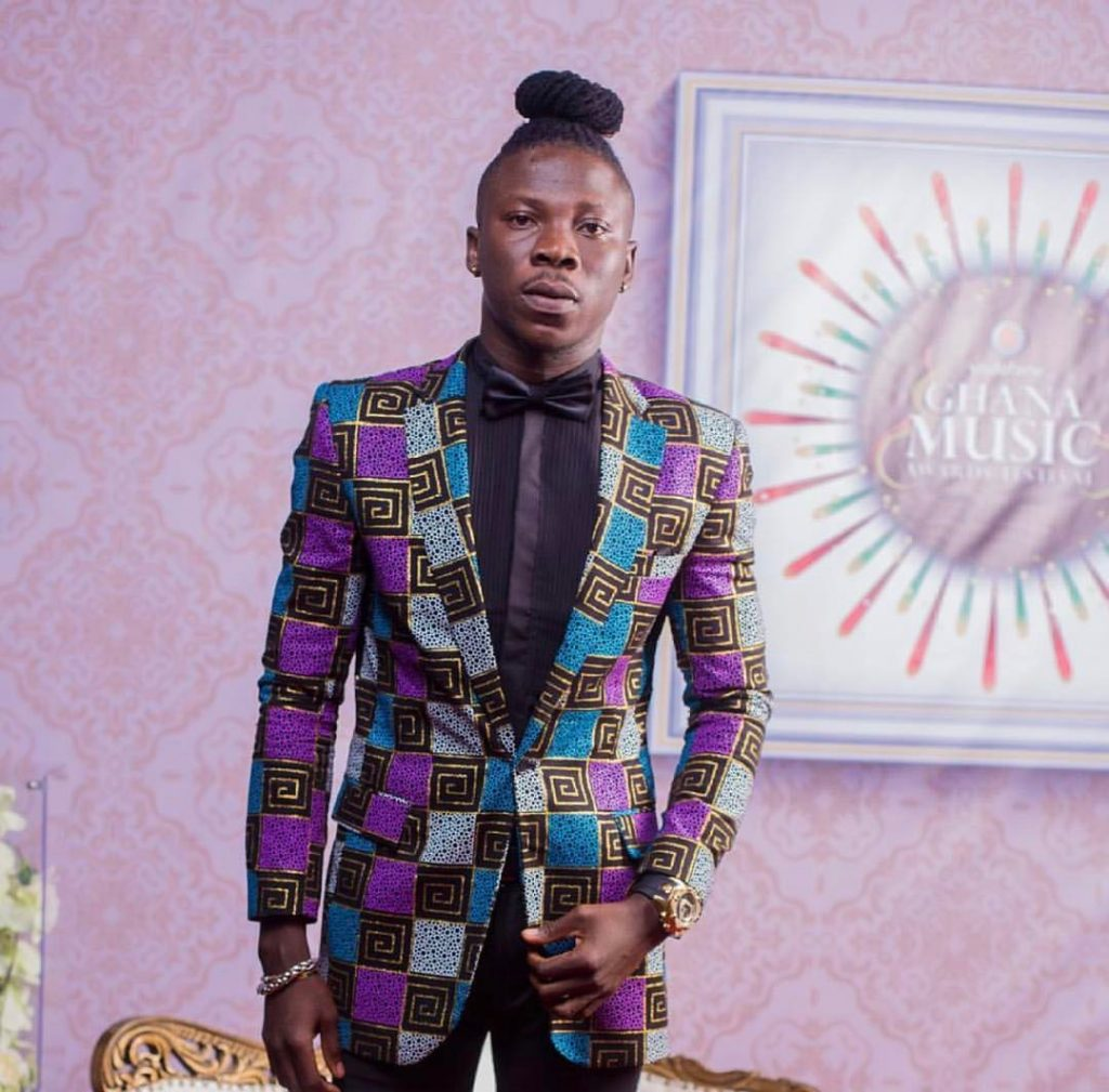 Stonebwoy on consistent wins, Grabs 2 awards at #VGMA2017 | Beatz ...