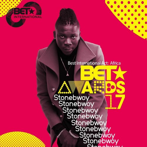 BET 2017 - Stonebwoy Gets 2nd Nomination