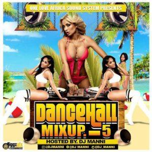 DJ Manni - Dancehall Mixup Vol.5