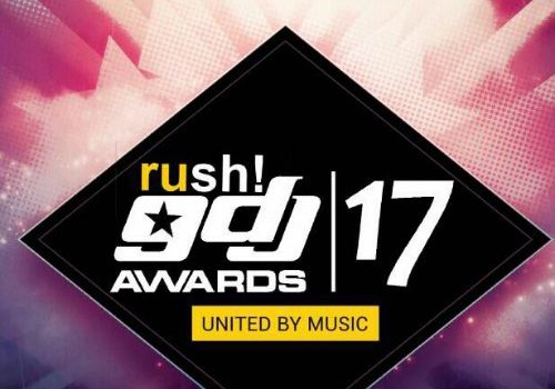 Full List Of Winners at the Rush Ghana DJ Awards 2017