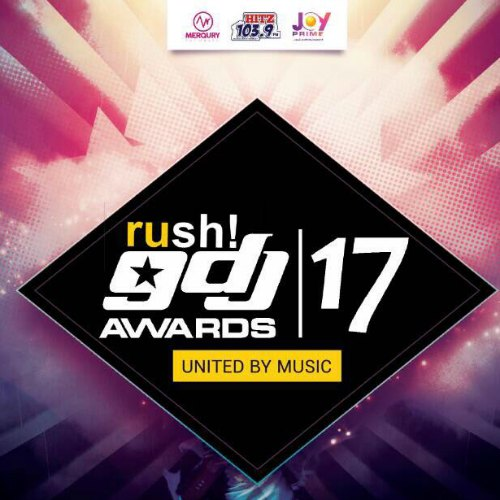Full List On Winners at the Rush Ghana DJ Awards 2017
