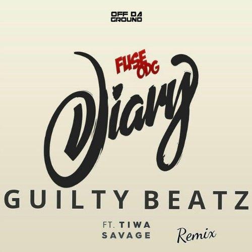 Fuse ODG – Dairy (Guilty Beatz Remix)(feat. Tiwa Savage)
