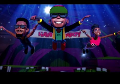 Jayso turns it up a notch with thrilling 3D visuals to his new single 'Have A Party'