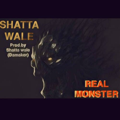 Shatta Wale – Real Monster (Prod By Da Maker)