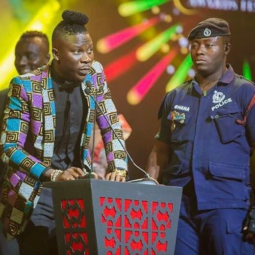Stonebwoy Has Not Been On Ghana Meets Naija Concert Stage For 2 Years...Here's Why