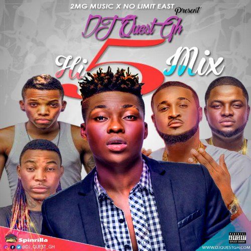 DJ Quest GH – Hi5 Mix