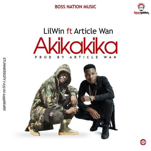 Lil Win – Akika Akika (feat. Article Wan)(Prod. by Article Wan)