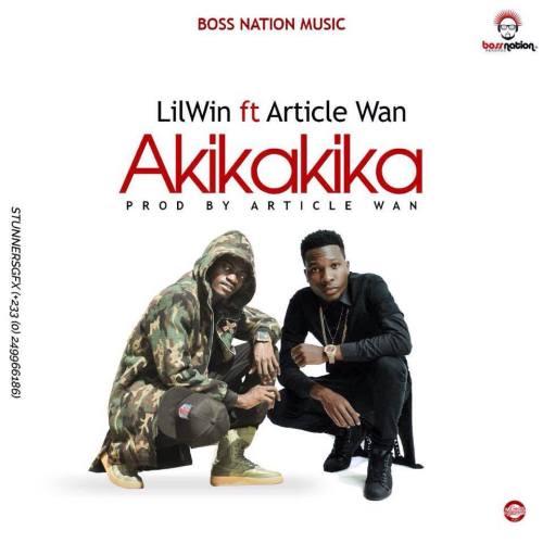 Lil Win - Akika Akika (feat. Article Wan)(Prod. by Article Wan)