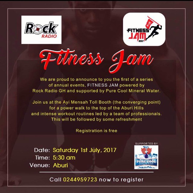 Rock Radio Fitness Jam Set For Republic Day 1