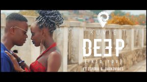 VIDEO: Kuvie - Deep (Into You) (feat. Zepora & Darkovibes)