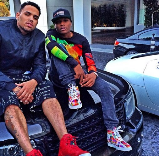 Wizkid ft. Chris Brown – African Bad Gyal