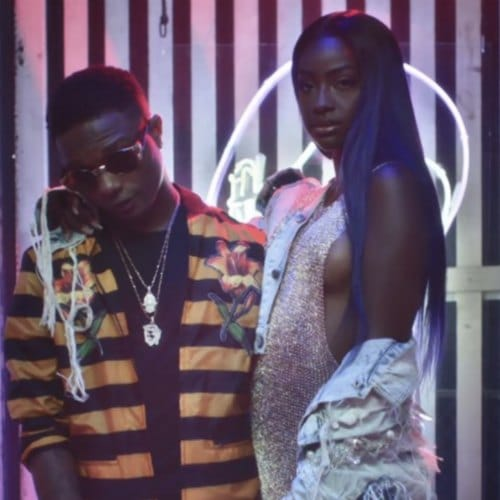 Wizkid x Justine Skye – Skin Tight (Remix)