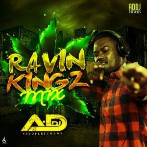 AD DJ - Ravinkingz Mix 5
