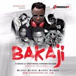 DJ Mensah - Bakaji (feat. Lil Shaker x Medikal x Strongman x Eno x Cabum)(Prod By King Of Accra)