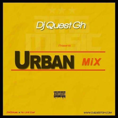 DJ Quest GH - Urban Mix 2017