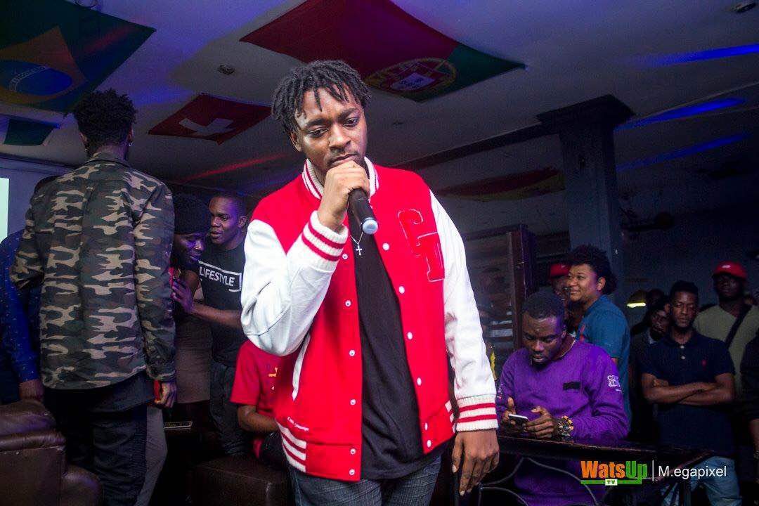 """Magnom Shuts down Accra with His """"We Speed"""" Concert"""