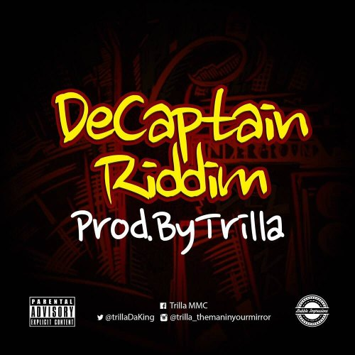 INSTRUMENTAL: DeCaptain Riddim (Prod by Trilla)
